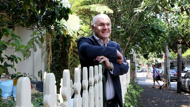 CoreLogic head of research Tim Lawless, pictured in Sydney.