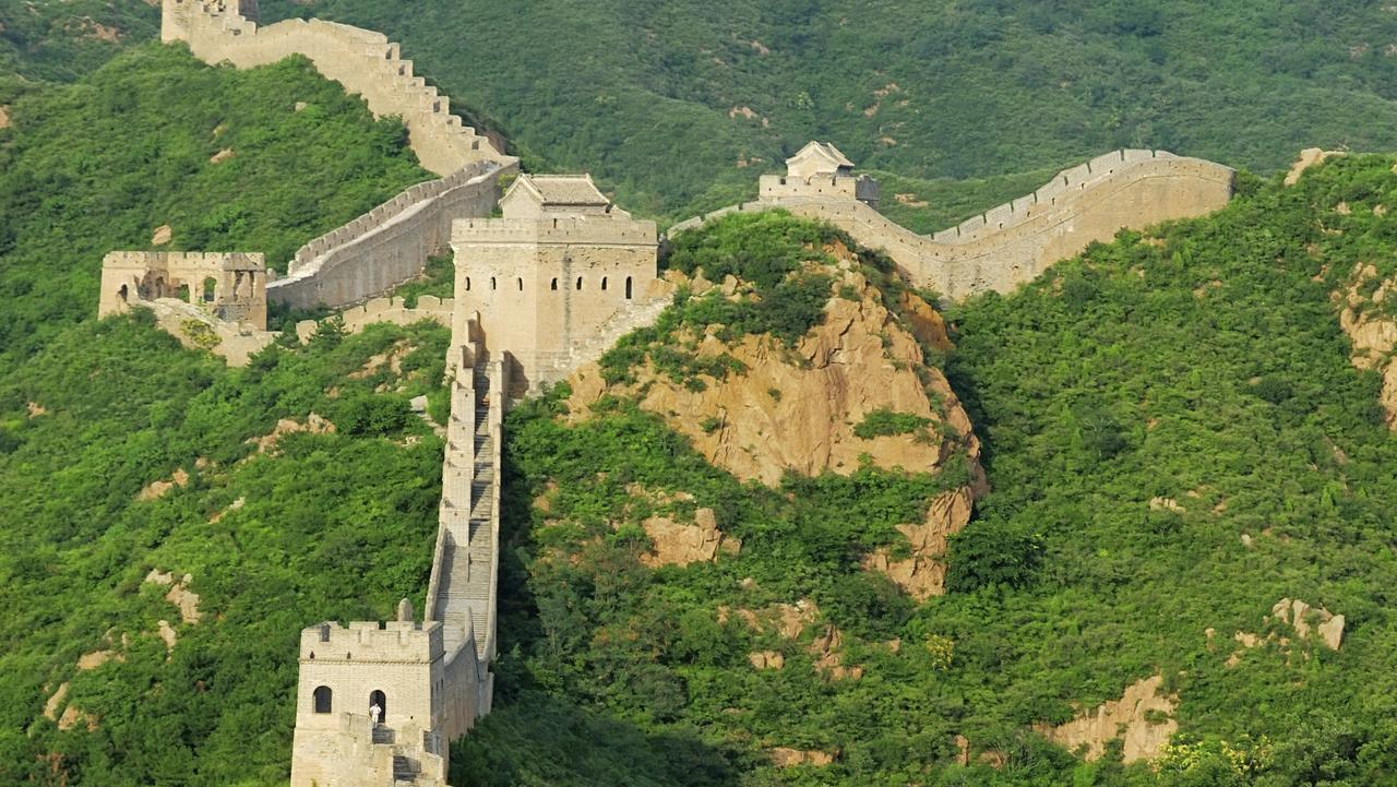 When stopping over in Beijing, a day trip to the Great Wall is a must.