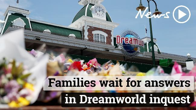 Families wait for answers in Dreamworld inquest