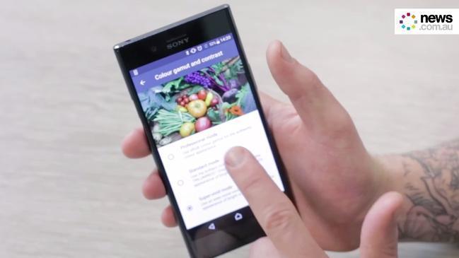 Sony Xperia XZ Premium review by Matt Dunn