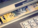 Cash from an ATM