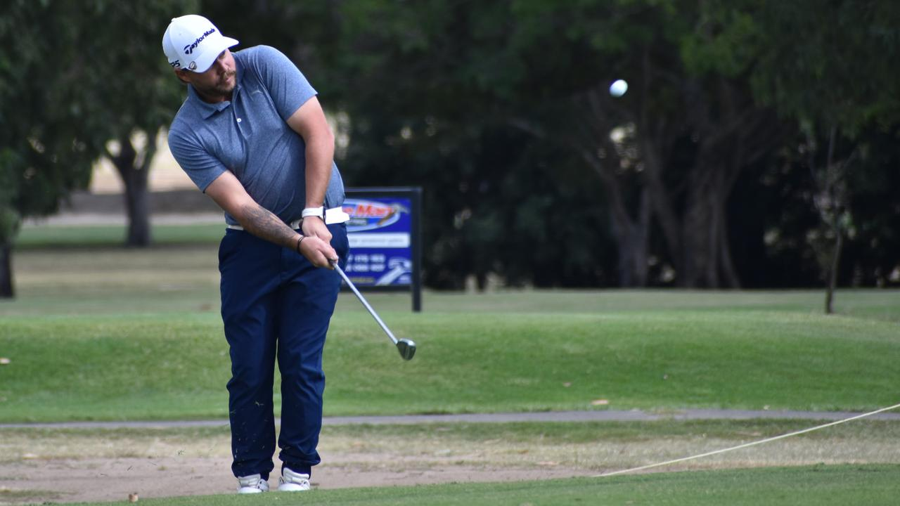 The 2021 City of Rockhampton Open, played at the Rockhampton Golf Course at the weekend, attracted 222 golfers. Photo: Pam McKay