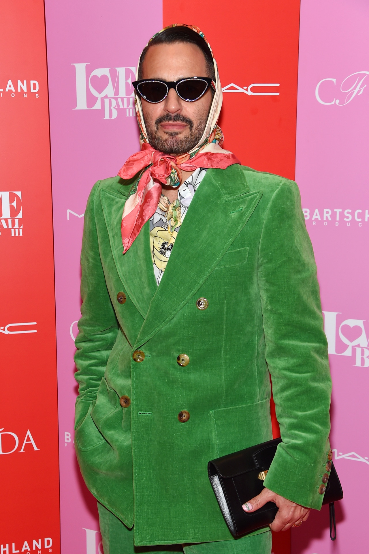 Marc Jacobs is being honoured with MTV's first-ever Fashion Trailblazer Award