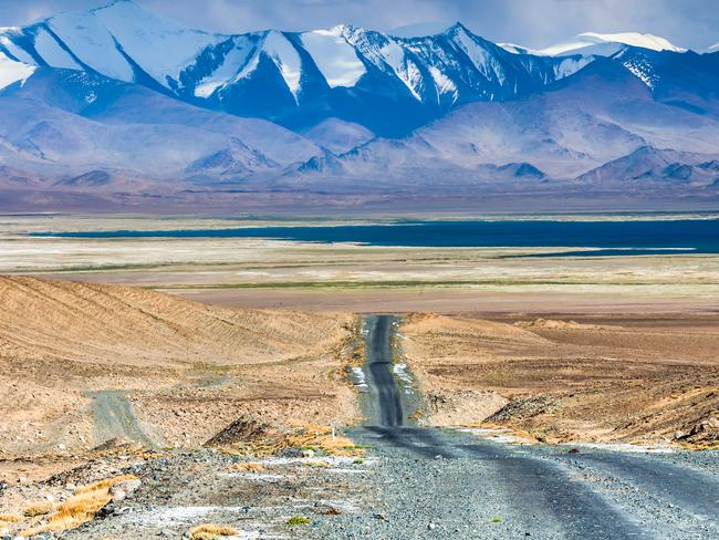 "CENTRAL ASIA Along the Central Asian Silk Road is a collection of countries located between China and Turkey known collectively, and colloquially as ""the Stans"". As you journey through countries such as Turkmenistan, Uzbekistan, Tajikistan and Kazakhstan, each ancient city seemingly pats you on the back for your adventurous spirit."