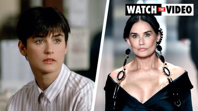 Demi Moore's time defying transformation