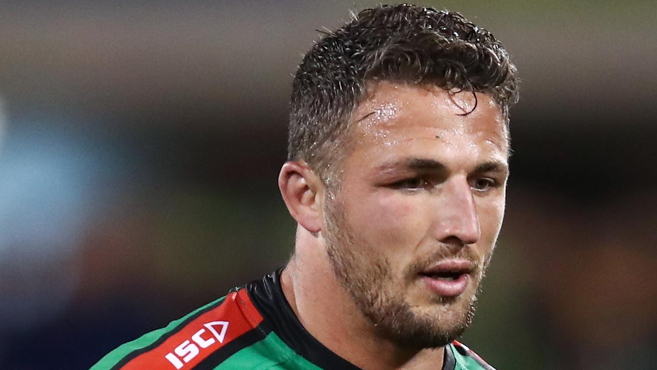 Sam Burgess won't be making an NRL comeback. (Photo by Brendon Thorne/Getty Images)