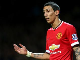 Reports suggest the winger is on his way out but Van Gaal will be impressed by his form.
