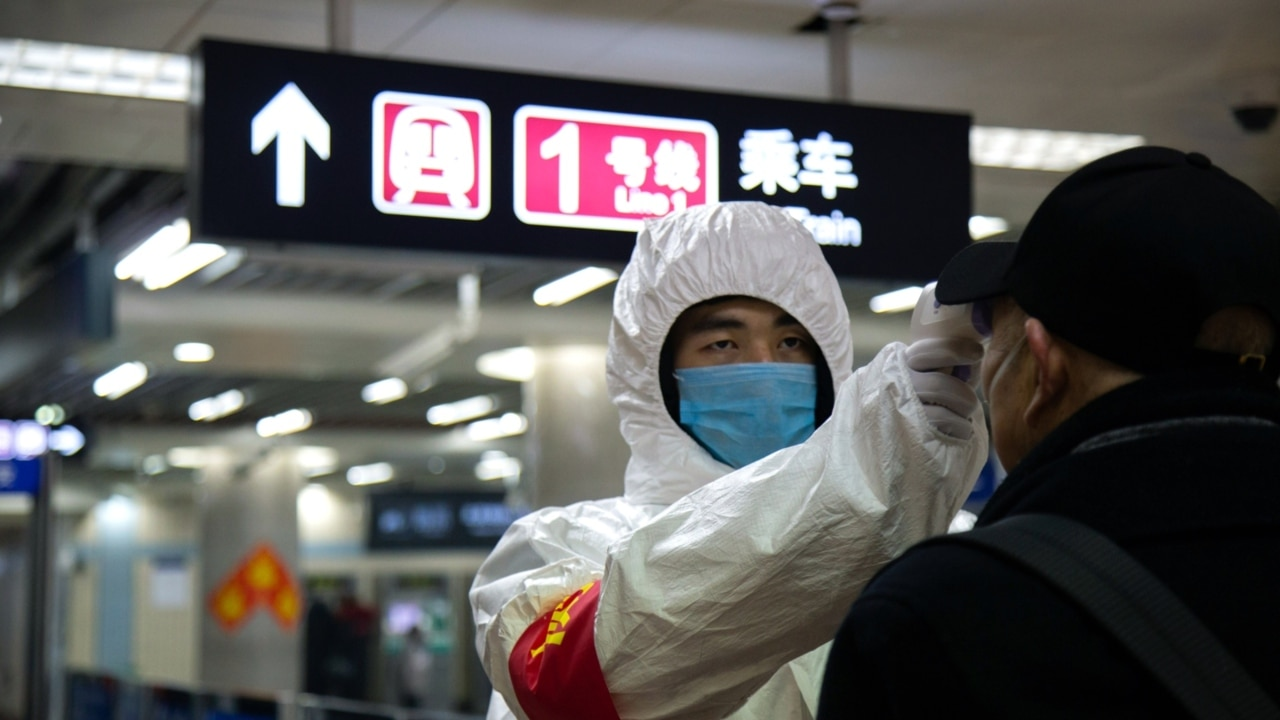 Govt issues China travel ban in response to coronavirus crisis
