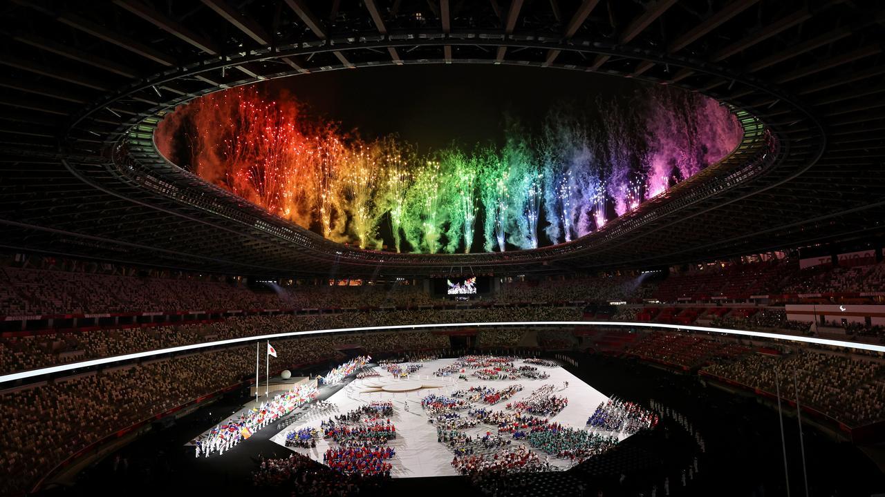 Paralympics - Opening Ceremony