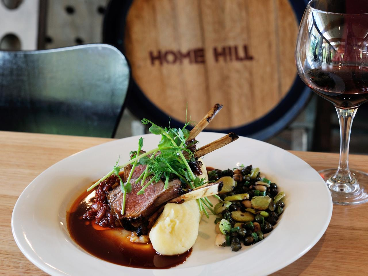 ESCAPE: Huon Valley, Tasmania, Kerry Heaney, Nov 5 - Home Hill Winery. Mandatory credit: Tourism Tasmania and Chris Crerar