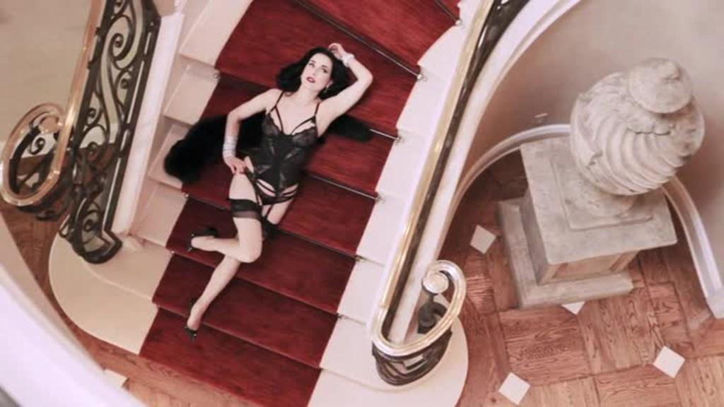Dita's lingerie tips