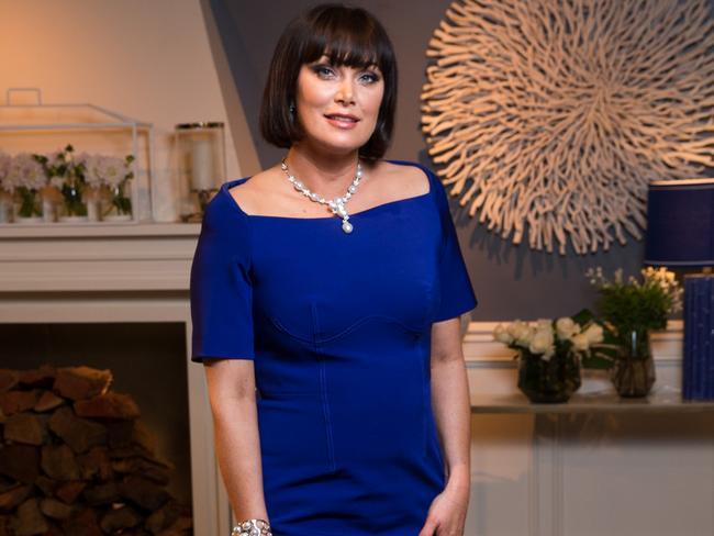 The Real Housewives of Sydney star Lisa Oldfield Picture: Supplied/Foxtel