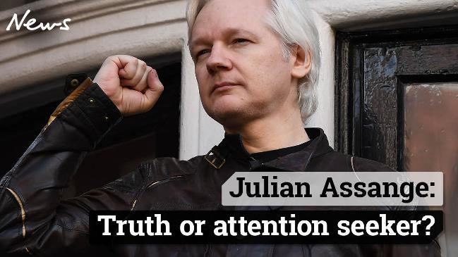 Julian Assange: Truth or attention seeker?