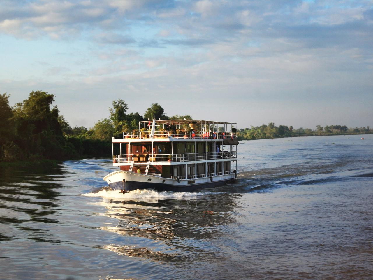Supplied Editorial Fwd: Hot deals from G Adventures: Save on Mekong River Cruise & Maldives Cruise