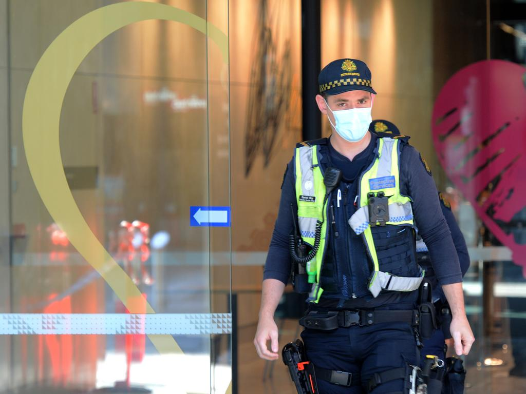 Victoria stopped its hotel quarantine program after a coronavirus outbreak. Picture: Andrew Henshaw/NCA NewsWire