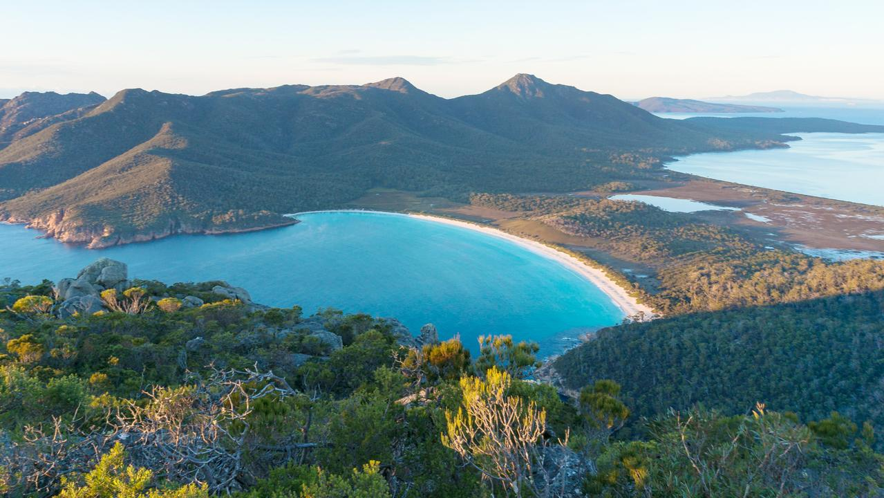 Wineglass Bay in Freycinet. Picture: iStock