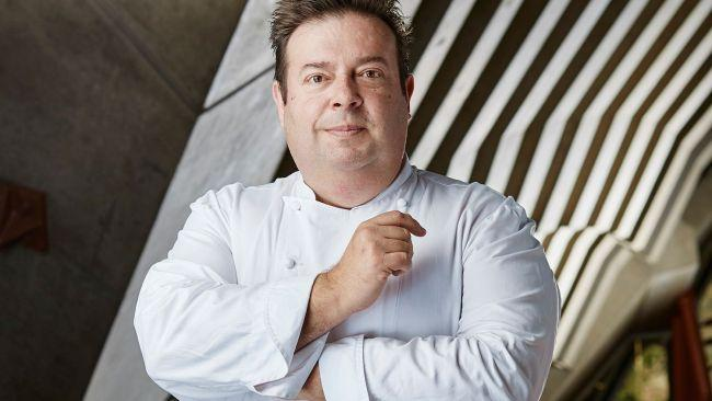 Acclaimed Sydney chef Peter Gilmore.