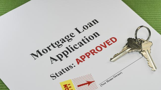 Cashed up ... mortgage customers are keeping their repayment levels the same regardless of any rate moves resulting in them getting further ahead on their loans. Picture:  Thinkstock.