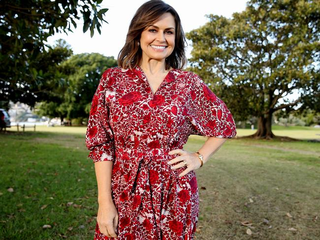 Lisa Wilkinson did a 10-year stint as co-host on Today. Picture: Stephen Cooper