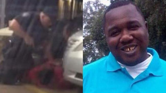 Alton Sterling was shot dead by police outside a convenience store in Baton Rouge.