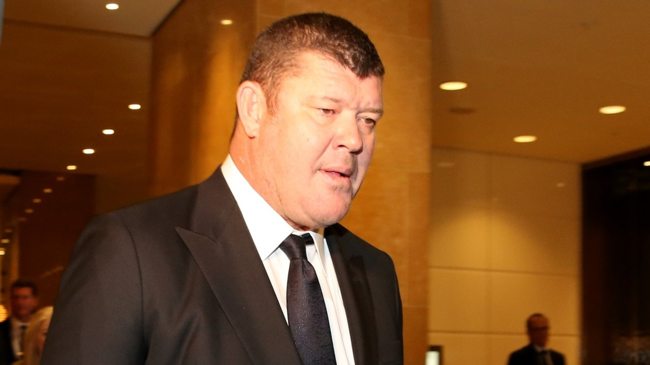 James Packer resigns from board of Consolidated Press Holdings