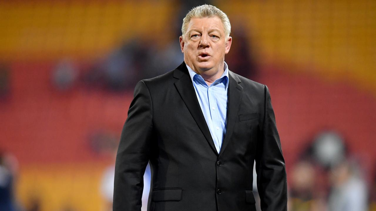 Phil Gould believes the NRL will be suspended at some point.