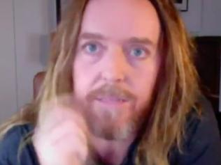 Tim Minchin told hosts on The Today Show PM Scott Morrison doesn't deserve all the credit when it comes to Australia's COVID-19 response. Picture: The Today Show