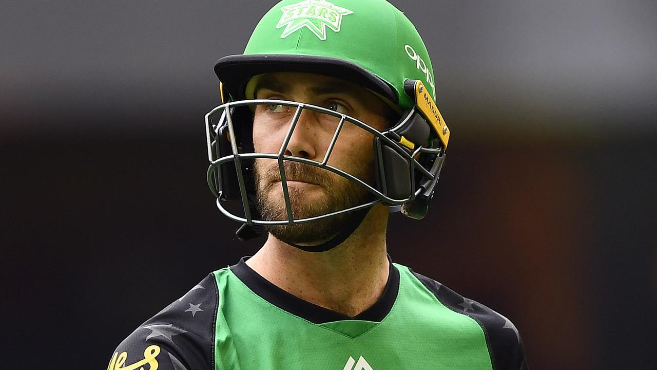 'Mentally and physically ruined': Glenn Maxwell opens up on the decision to take a break