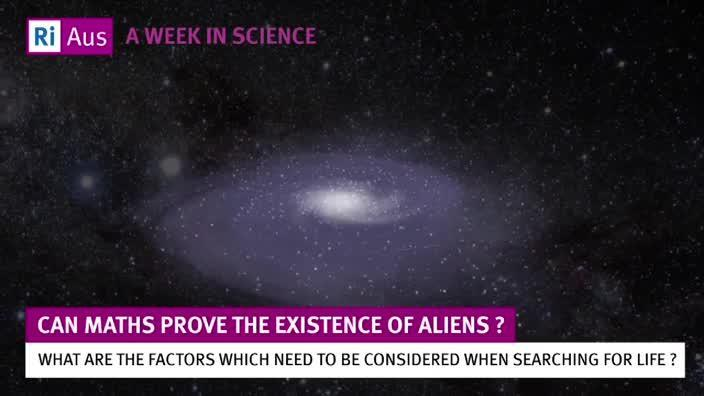 Using maths to find alien life