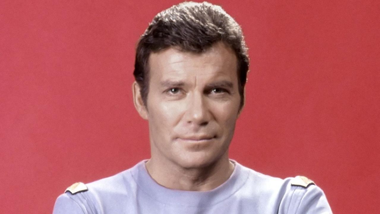 William Shatner as Captain James T. Kirk in <i>Star Trek: The Motion Picture</i> (1979)