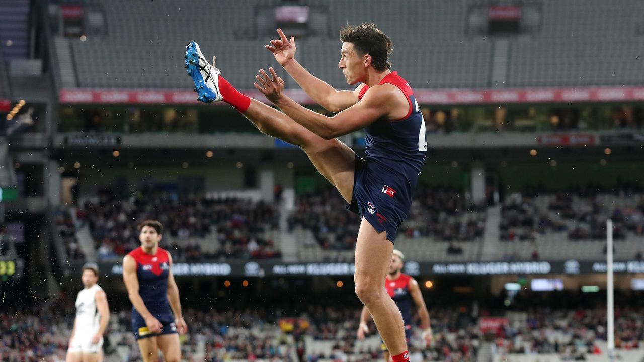 Sam Weideman is out of contract and has been out of favour in 2021. Photo: Michael Klein