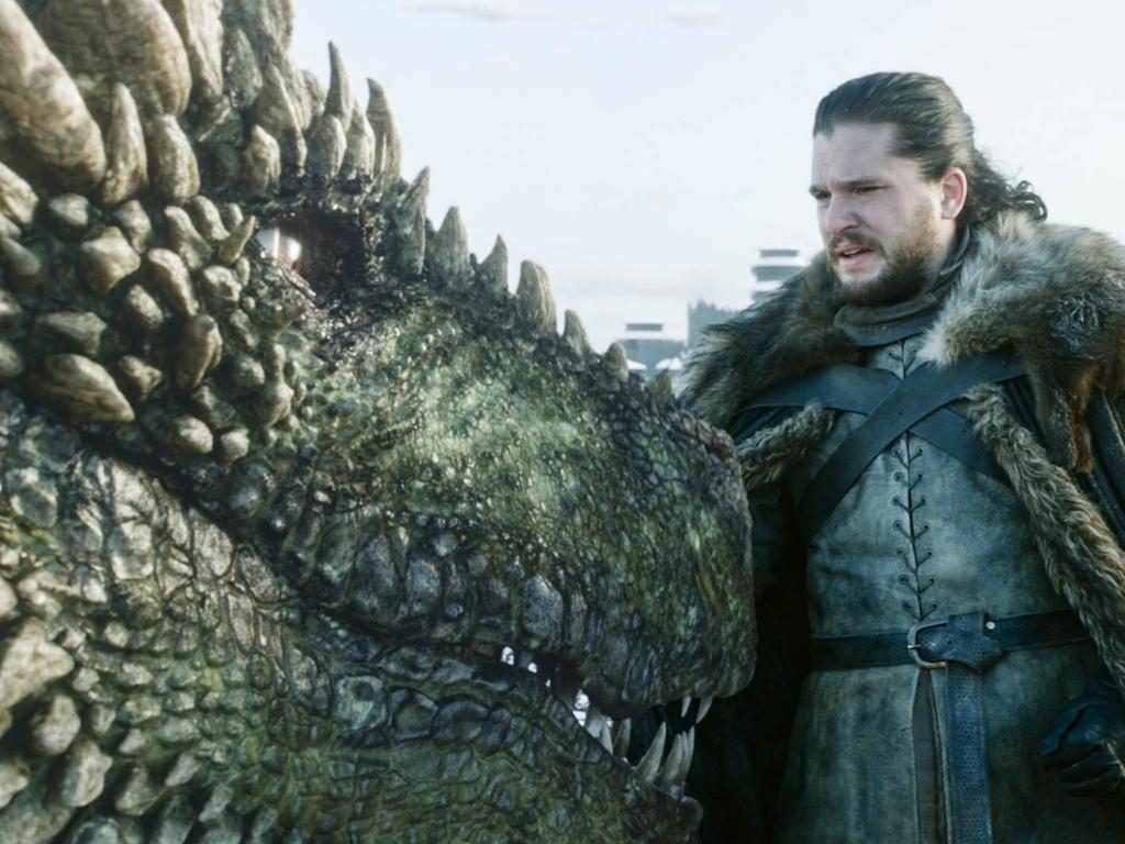 No dragons for Nicholas Hoult. Picture: HBO