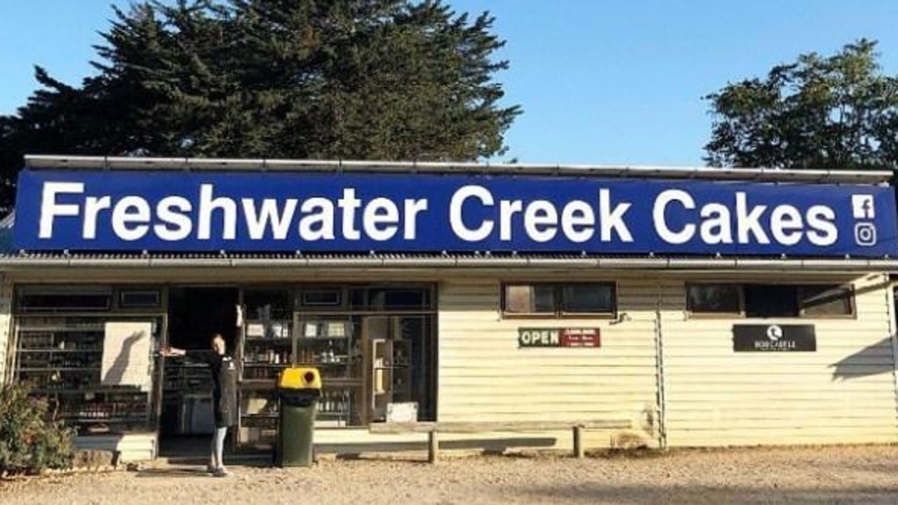 This is what you're looking for. Picture: Instagram/Freshwater Creek Cakes