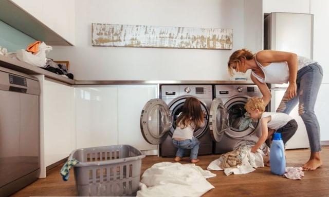 Parents rank their least favourite household chores