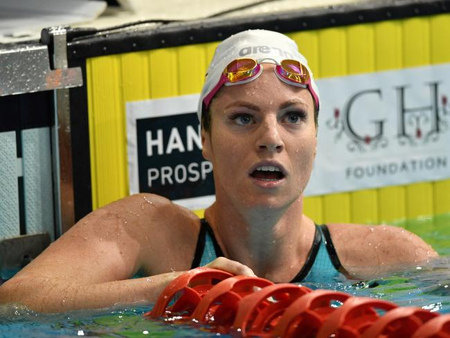 Emily Seebohm is Australia's only current world champion. Picture: AAP Image/David Mariuz