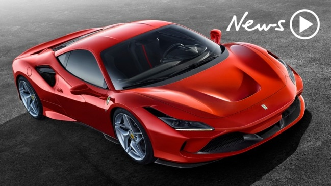 Ferrari's latest and greatest