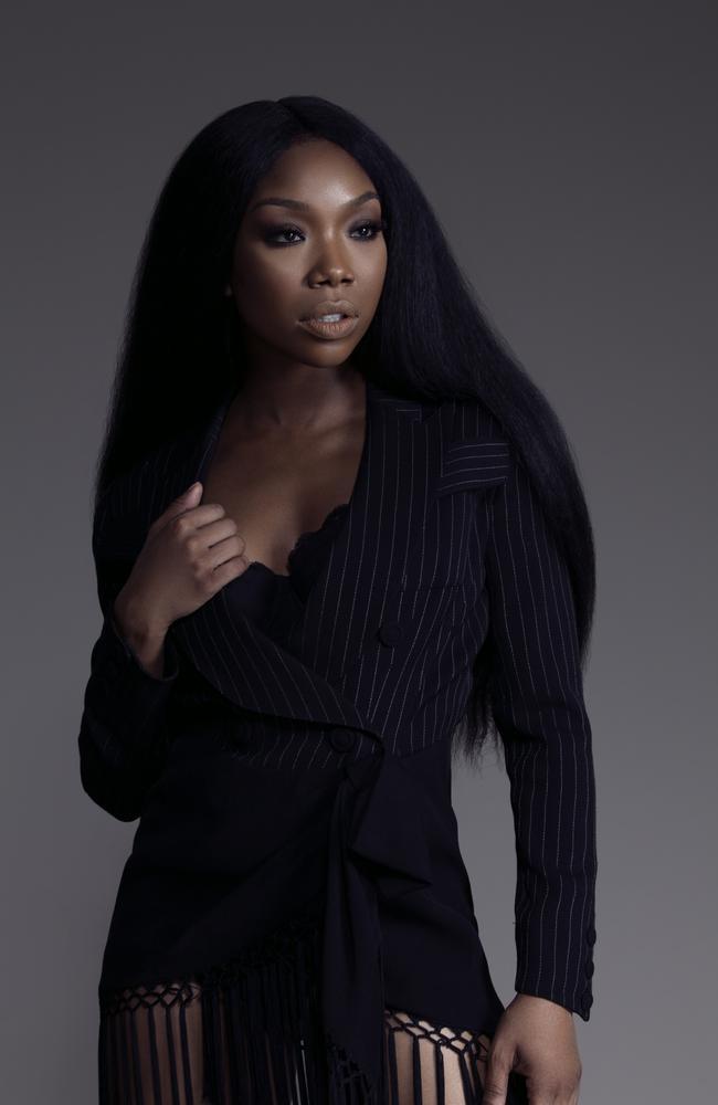 Brandy's fans have nicknamed her 'Slayana'.