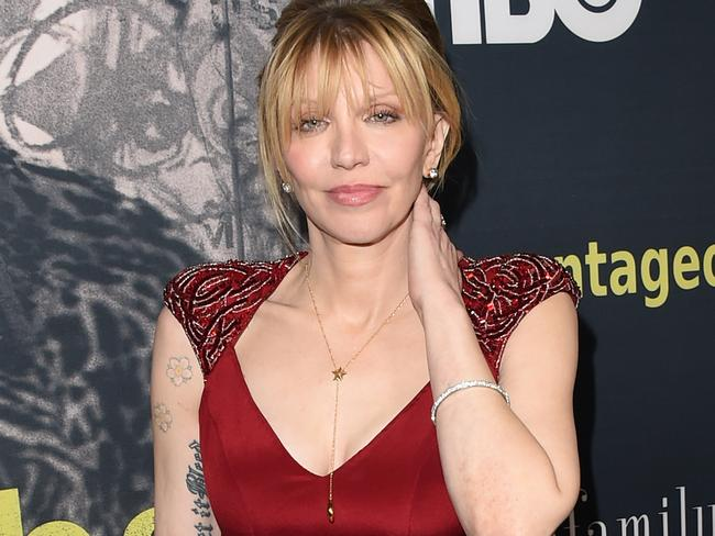 Show me the money ... Courtney Love's psychiatrist says she owes him more than $60,000 in unpaid therapy bills. Picture: Jason Merritt/Getty Images