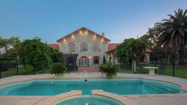 22 Forsythe Parade, Black Hill, is currently taking offers over $2 million.