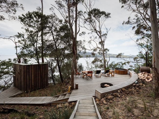 Old shipping container named Australia's best holiday home