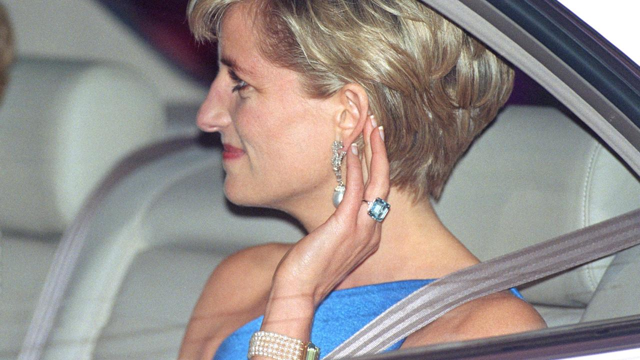 Diana, Princess Of Wales, died in 1997 while in Paris. Picture: Getty Images