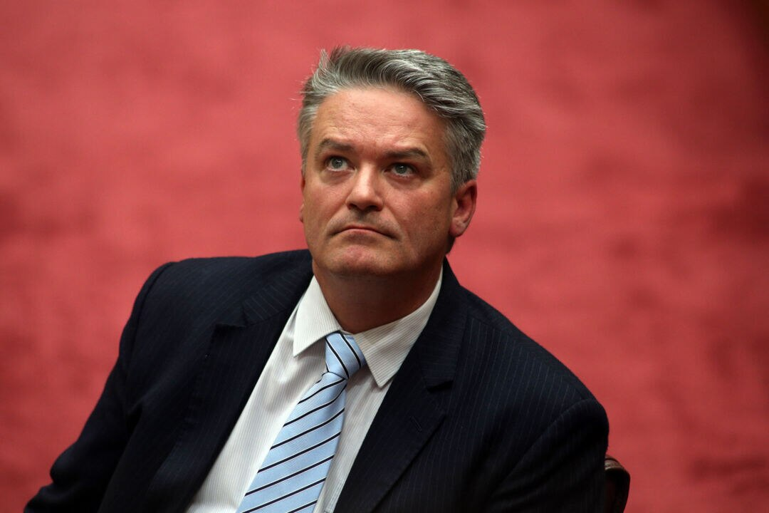 Cormann's Europe trip to cost taxpayers 'hundreds of thousands, if not millions'