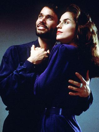 Peter Recknell & Kristian Alfonso as iconic couple Bo and Hope in Days of our Lives. Picture: Supplied