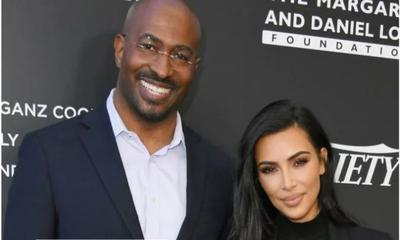 Kim Kardashian finds love with famous old friend