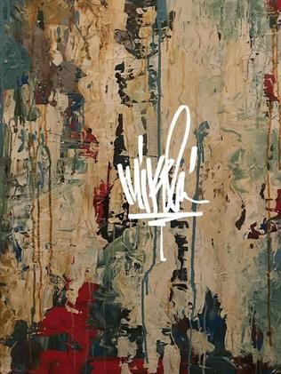 Post Traumatic by Mike Shinoda. Pic: Warner