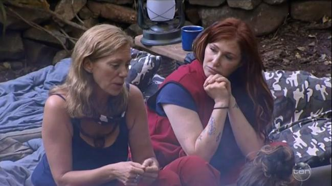 I'm A Celeb: Kerry tells her brush with Hollywood