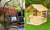 Kmart's new outdoor range includes a cubby you can easily hack