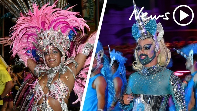 Mardi Gras 2020: State's emergency services steal the show