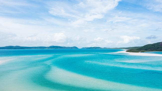 3/10 Whitsunday Islands National Park This is a big call but we reckon this is the best national park in the country and you don't need to be a gazillionaire to enjoy it. Obvs, if you've never camped Whitehaven Beach this is mandatory. But for an adventure that takes thing to the next level, the Ngaro Sea Trail is a mix of kayaking and hiking that provides a experience that no five star hotel ever will. Costs: $6.85 per person per night, or $27.40 per family per night. Camping fees must be booked and paid for before you arrive. For more camping info, click here.