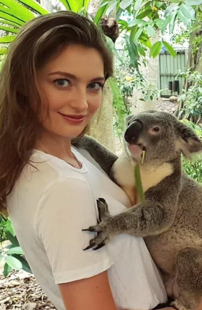 Paige had just arrived in Australia for a 12-month working holiday.